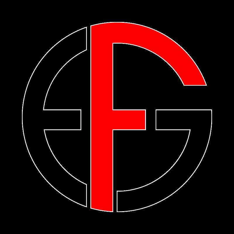 Logo pour une team esport EFG