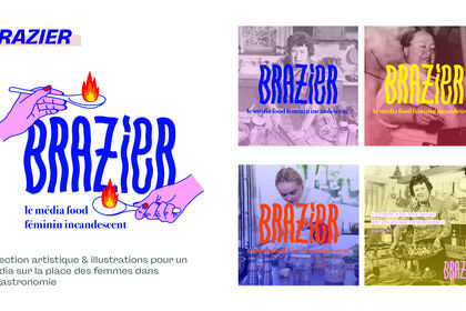 Direction artistique @Brazier 🔥