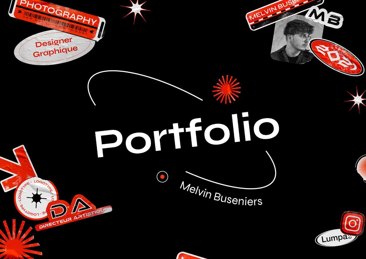PORTFOLIO MELVIN BUSENIERS