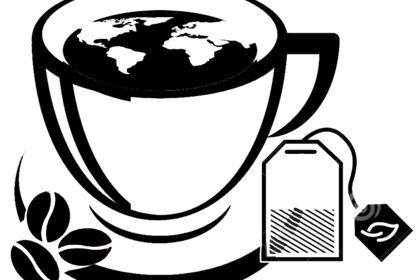 Logo marque de café