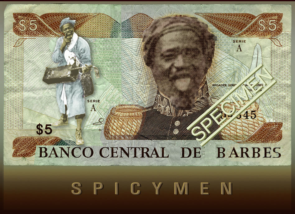 Banco central de Barbès