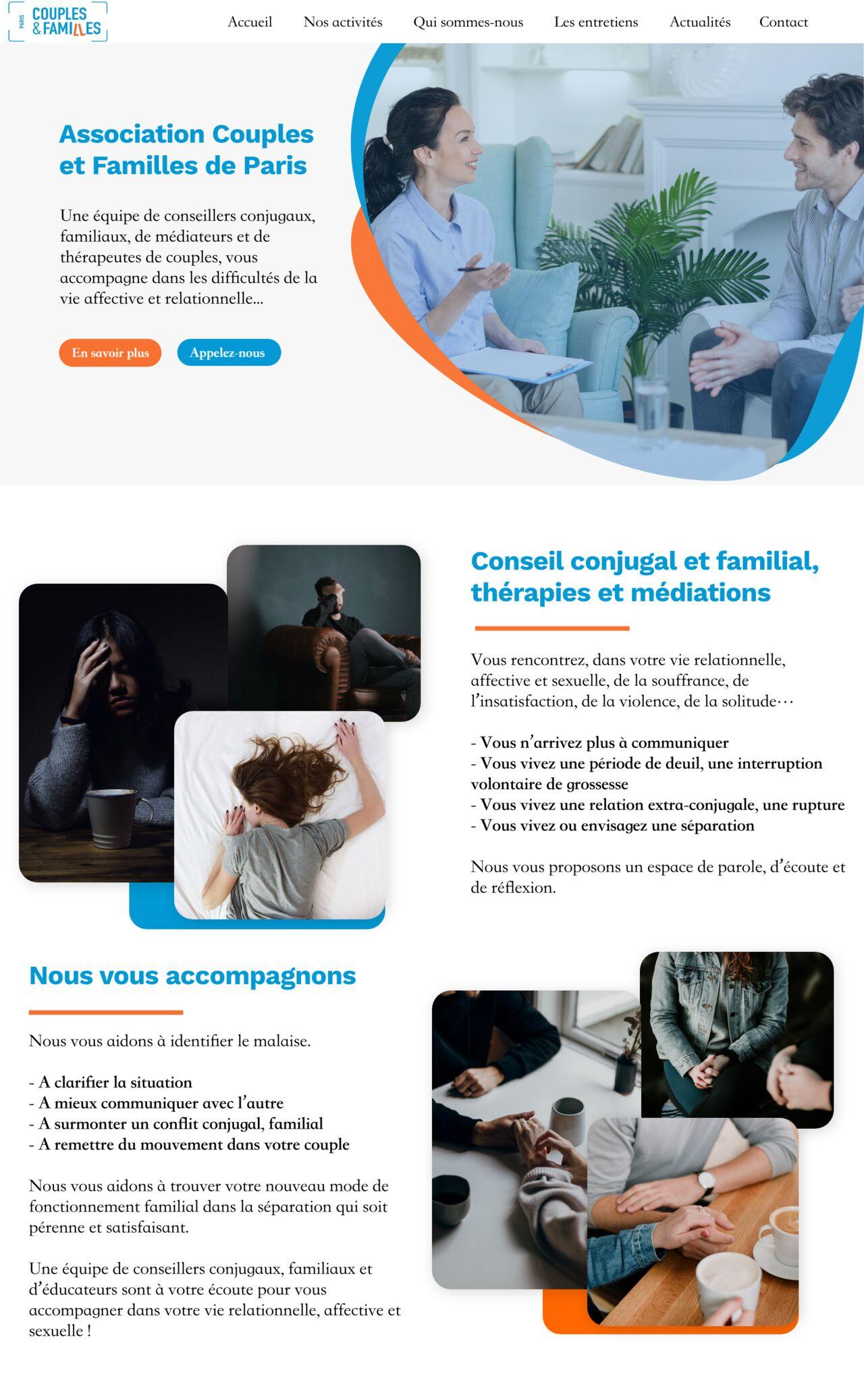 Design site association
