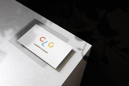 Logotype Clément Le Goues