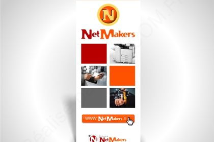 Netmakers (Kakémono)