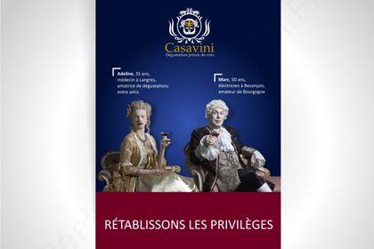 Casavini affiche