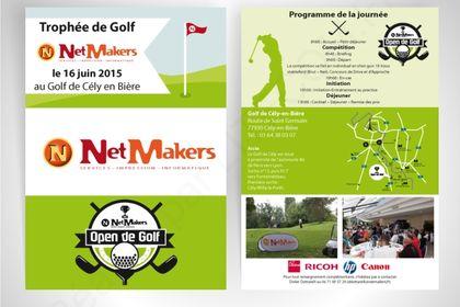 Open de Golf Netmakers