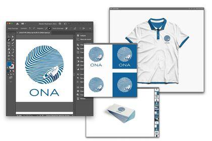 Réalisation d'un logo secteur nautisme
