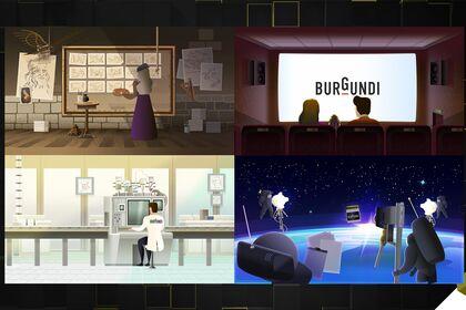 Motion design & storytelling