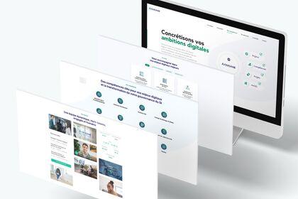 Noveane site web - Desktop