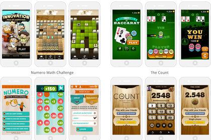 Sélection de jeux mobile
