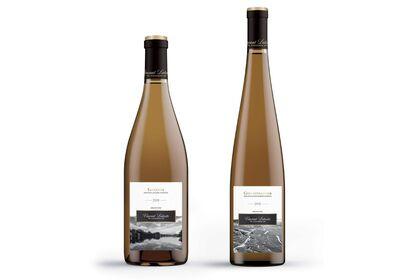 Grossiste en vins / identité visuelle