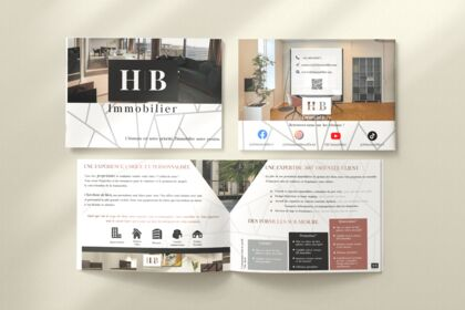 HB Immobilier, agence immobilière