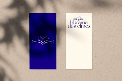 Librairie des cimes, librairie spécialisée