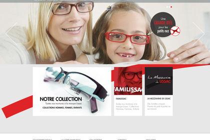 Lissac homepage