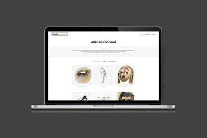 Site d'Artiste, photographies et dessins
