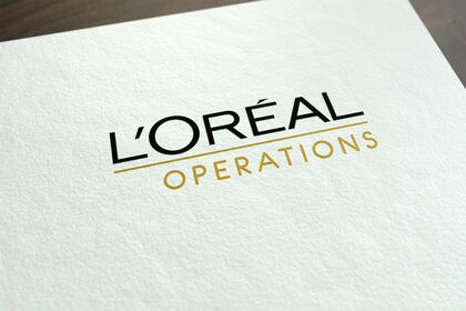 Logo L'Oréal Opérations