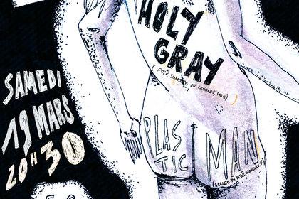 """Fly  """"HOLY GRAY"""""""