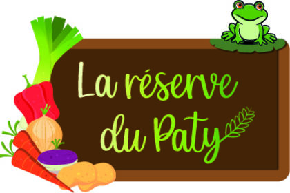 """Logo """"La réserve du Paty"""""""