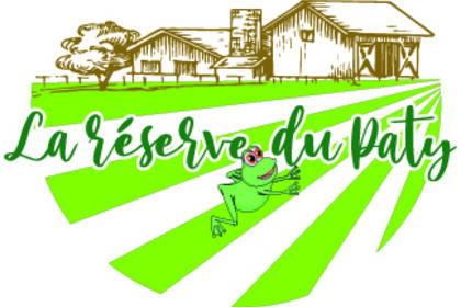 """Logo 2 """"La réserve du Paty"""""""