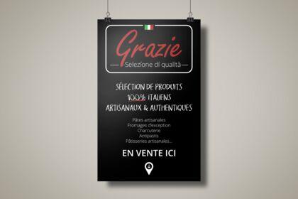 Réalisation logo + pancarte