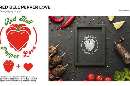 RED BELL PEPPER LOVE