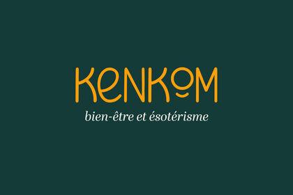 Logo - Kenkôm - Bien-être et ésotérisme