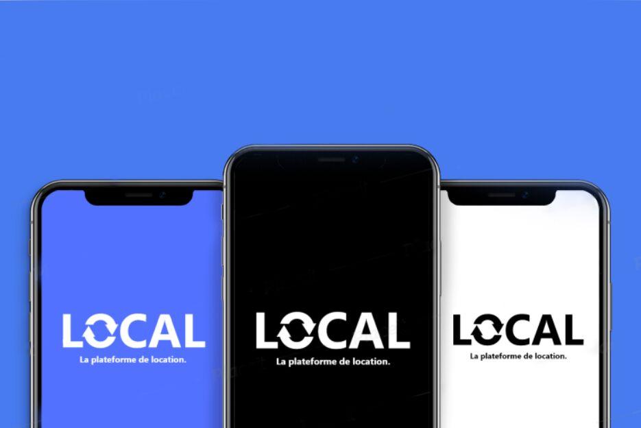 Logo de l'application Local