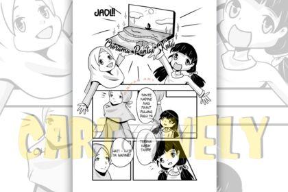 Réalisation d'un Manga