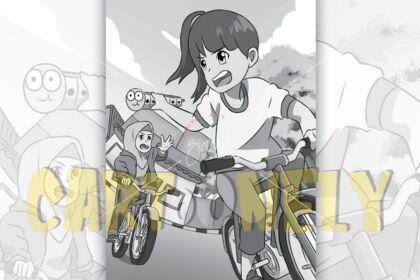 Réalisation d'un portrait Manga Personnalisé