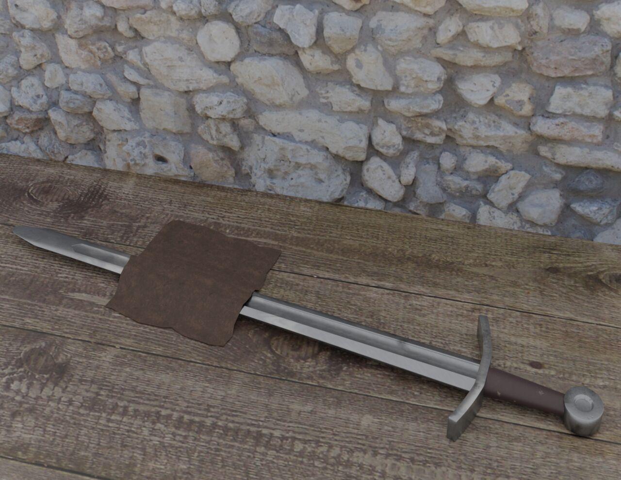 Épée Mediévale
