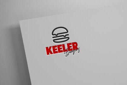 Keeler Burgers - Logo