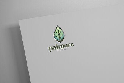 Palmore Cosmetics - Logo