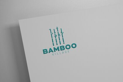 Logo Bamboo Village