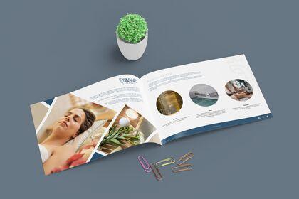 Catalogue Plaquette commerciale