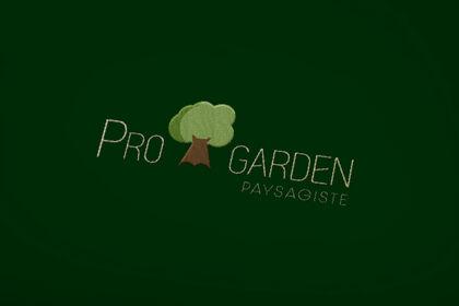 Logo pour site paysagiste