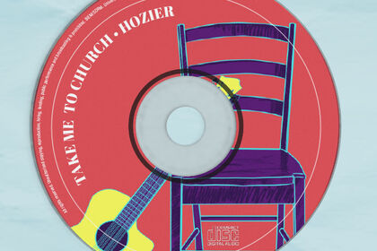 Illustration de CD et livret