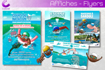 Affiches - Flyers