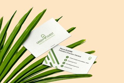 Green Ouest by Serif