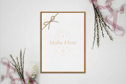 Moka Fleur by Serif