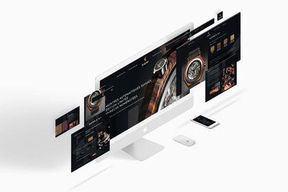 KAURI - Création de site internet