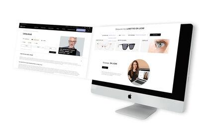 Optic2000 Suisse - Refonte site internet