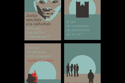 Illustrations pour un migrant