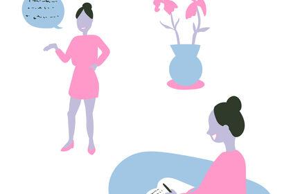 Exemple de dessins vectoriels sur illustrator