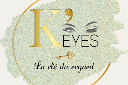 Logo Salon d'esthétique K'eyes