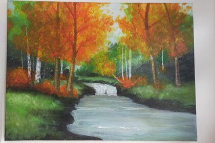 Peinture acrylique #3