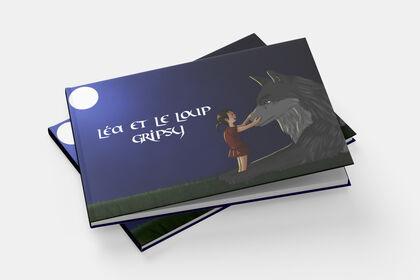 Léa et le loup Gripsy