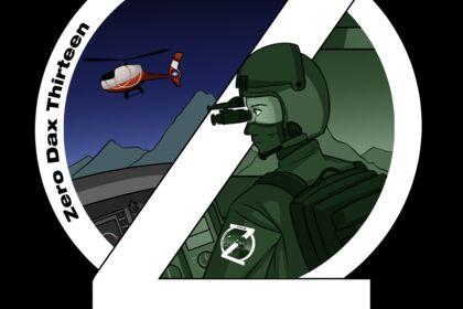 Patch Militaire Ec120