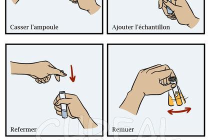 Notice d'utilisation matériel médical