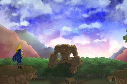 Illustration pour un jeu