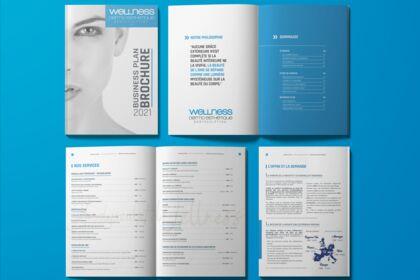 Brochure - Etude de marché